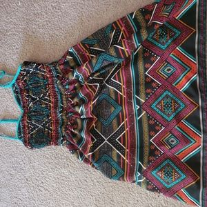 Earthbound Trading Co tribal dress